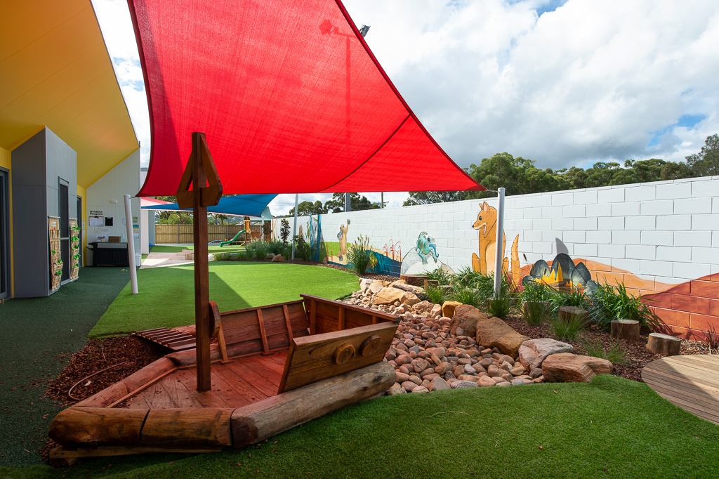 6Tillys Cardiff – CHILDCARE CENTRETILE
