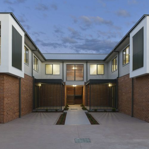 3East Maitland - MULTIDWELLING TILE